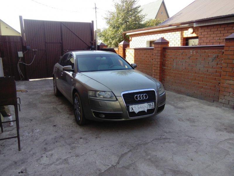Фотографии Audi A6