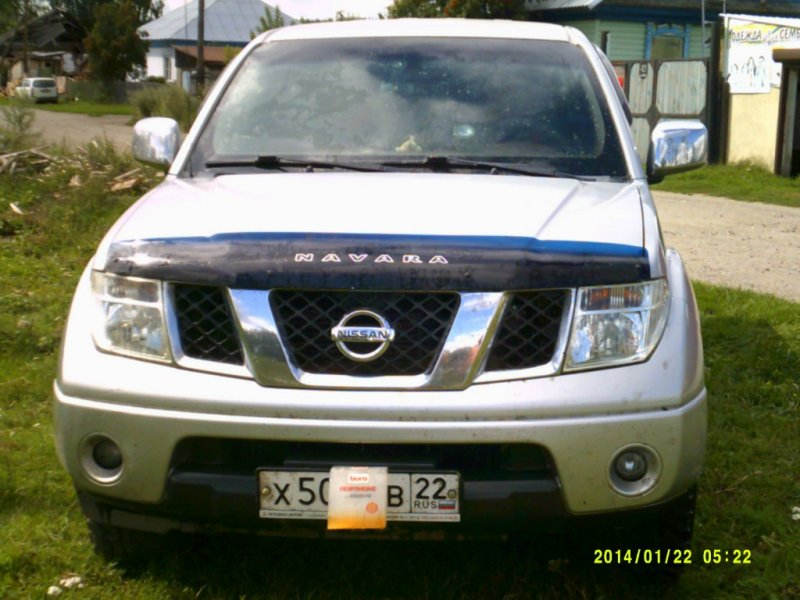 Фотографии Nissan Navara Frontier