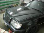 Легендарный автомобиль Mercedes-Benz w124