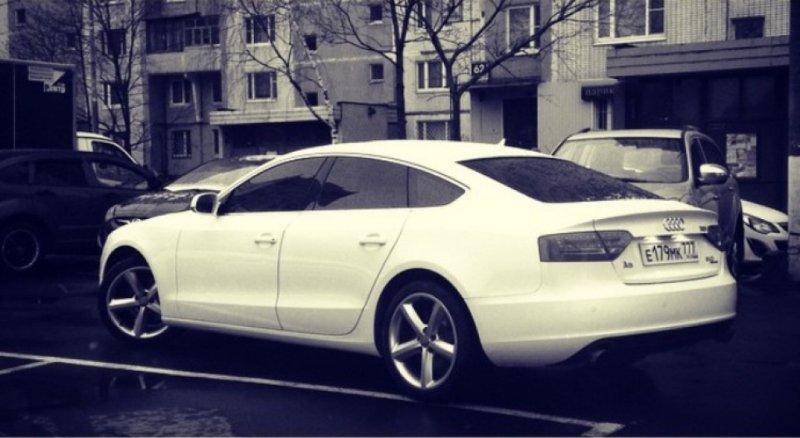 Фотографии Audi A5