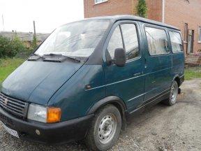 ГАЗ 2217 Соболь Баргузин 2000
