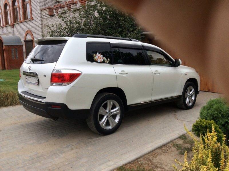 2013 Toyota Highlander For Sale >> Фотографии Toyota Highlander