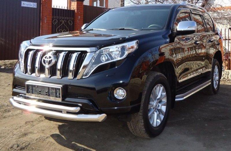 Купить Toyota Land Cruiser Prado в Москва за 15 000 ...
