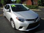 Toyota Corolla 2014 на продажу