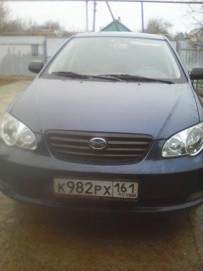 BYD F3 2011