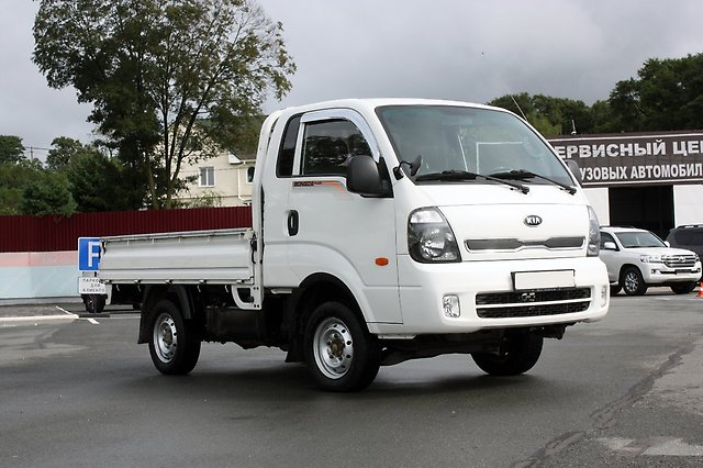 Бортовой грузовик Kia Bongo Iii 2012г 4х4 цена 750 000 р