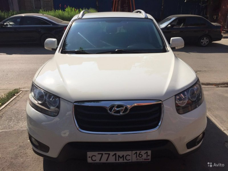 Продаю Hyundai Santa Fe цена 920 000 р