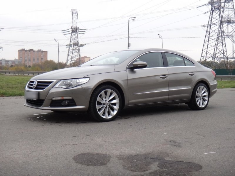 2009 volkswagen cc vw review ratings specs prices. Black Bedroom Furniture Sets. Home Design Ideas