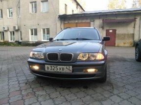 BMW 3er 2001