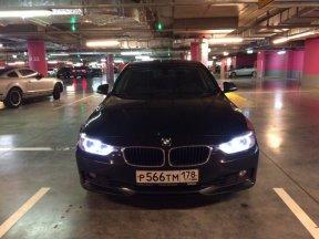 BMW 3er 2013