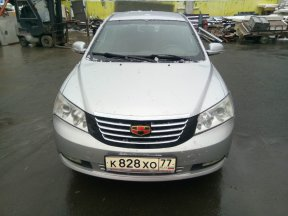 Geely Emgrand EC7 2012