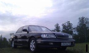 Hyundai Grandeur 1995