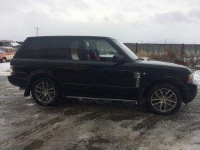 Land Rover Range Rover 2010