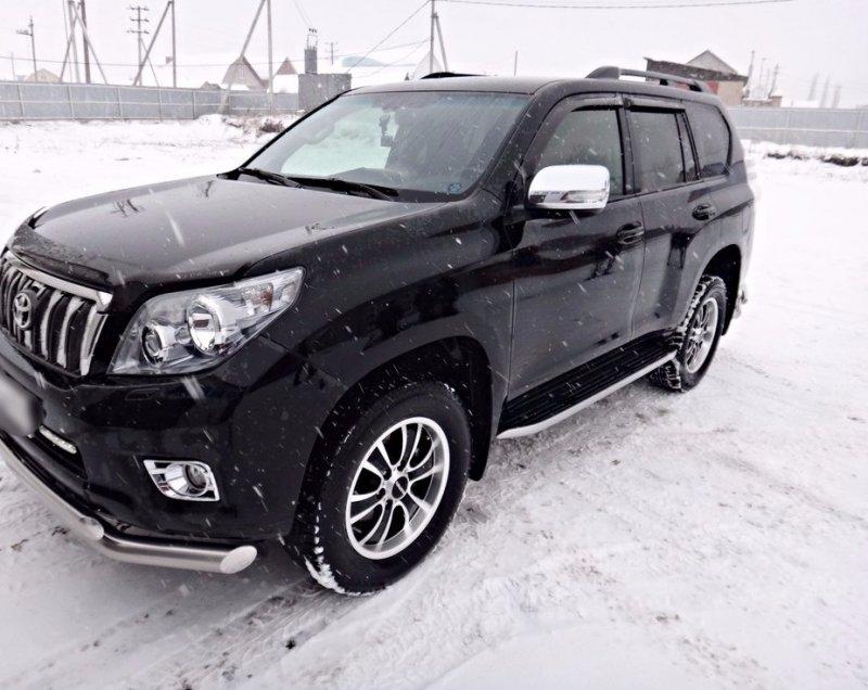 Продается Toyota Land Cruiser Prado цена 2 115 000 р