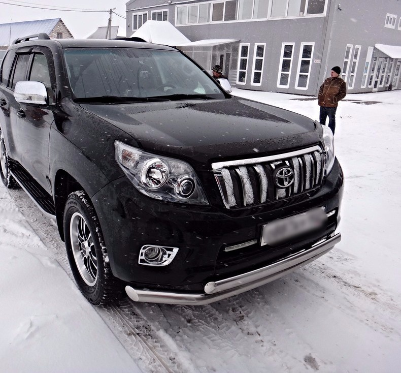 Toyota Land Cruiser For Sale Продается Toyota Land Cruiser Prado. цена 2 115 000 р.