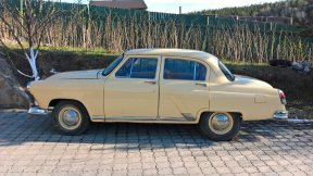 ГАЗ 21 Волга 1961