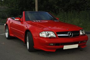 Mercedes-Benz  1993