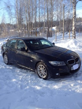BMW 3-серия 2012