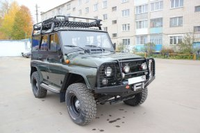 УАЗ Hunter 2012