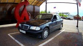 Mercedes-Benz C-klasse 1998