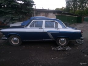 ГАЗ 21 Волга 1969