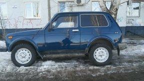 ВАЗ 4x4 2006