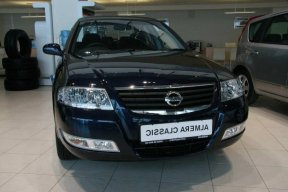Nissan Almera Classic 2012