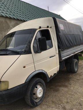 ГАЗ 3302 Газель 1997