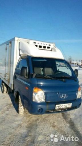 Hyundai Porter 2010
