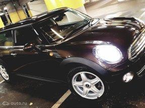 Mini Clubman 2010