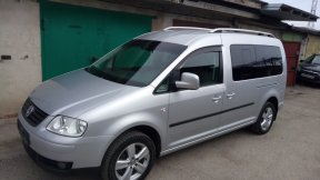 Volkswagen Caddy 2009