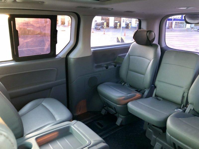 Hyundai Starex 2012