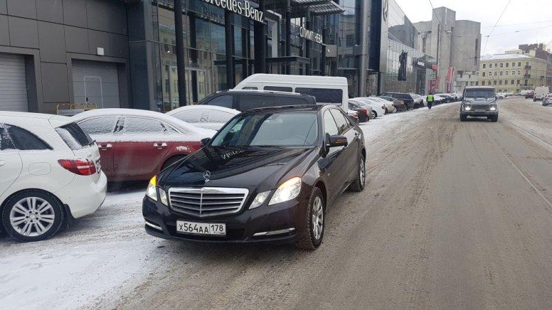 Mercedes-Benz E-klasse 2010
