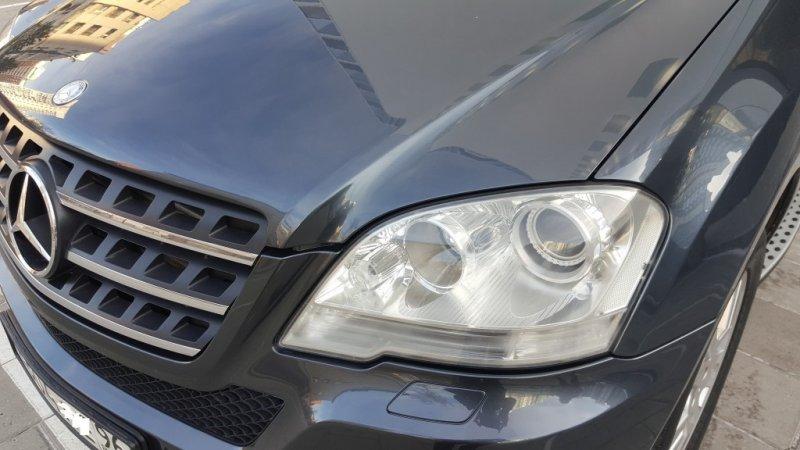 Mercedes-Benz M-klasse 2010