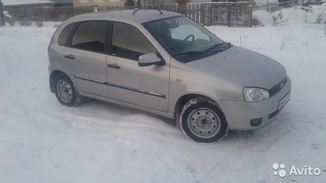 ВАЗ Lada Kalina 2011