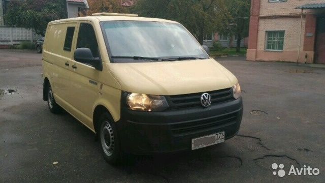 Volkswagen Transporter 2008