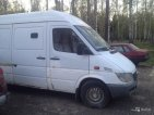 MERCEDES-BENZ SPRINTER, 2.2 Л., 2002 Г.
