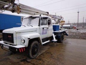 ГАЗ 33027 2007