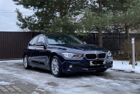 BMW 3 серия 2013