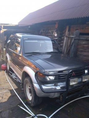 Mitsubishi Pajero 1993