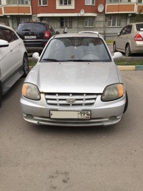 Hyundai Accent 2003