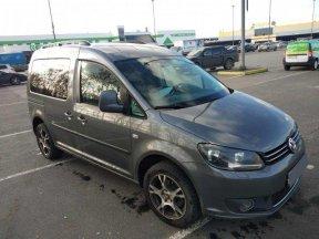 Volkswagen Caddy Kombi 2015