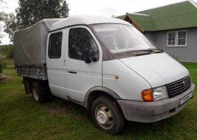 ГАЗ 3302 2000