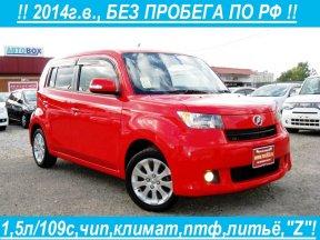 Toyota BB 2014