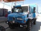 Автомобиль грузовой на базе Mercedes-Benz Unimog