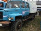 Линейная машина ЕГЕРЬ с лебедкой (ГАЗ-3308)