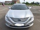 Продам Hyundai Sonata серебристый 2012 года!