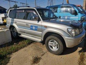 Toyota Land Cruiser Prado 2001