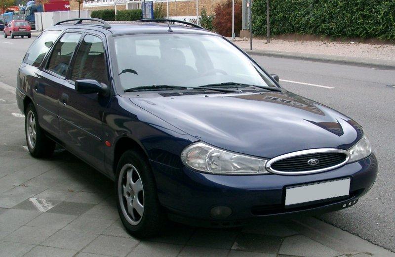 Форд мондео 1997 фото