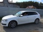 Audi A3 2012